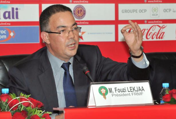 """لقجع: """"الشركات الرياضية ليس سوى جزء من البناء المؤسساتي لكرة القدم المغربية"""""""
