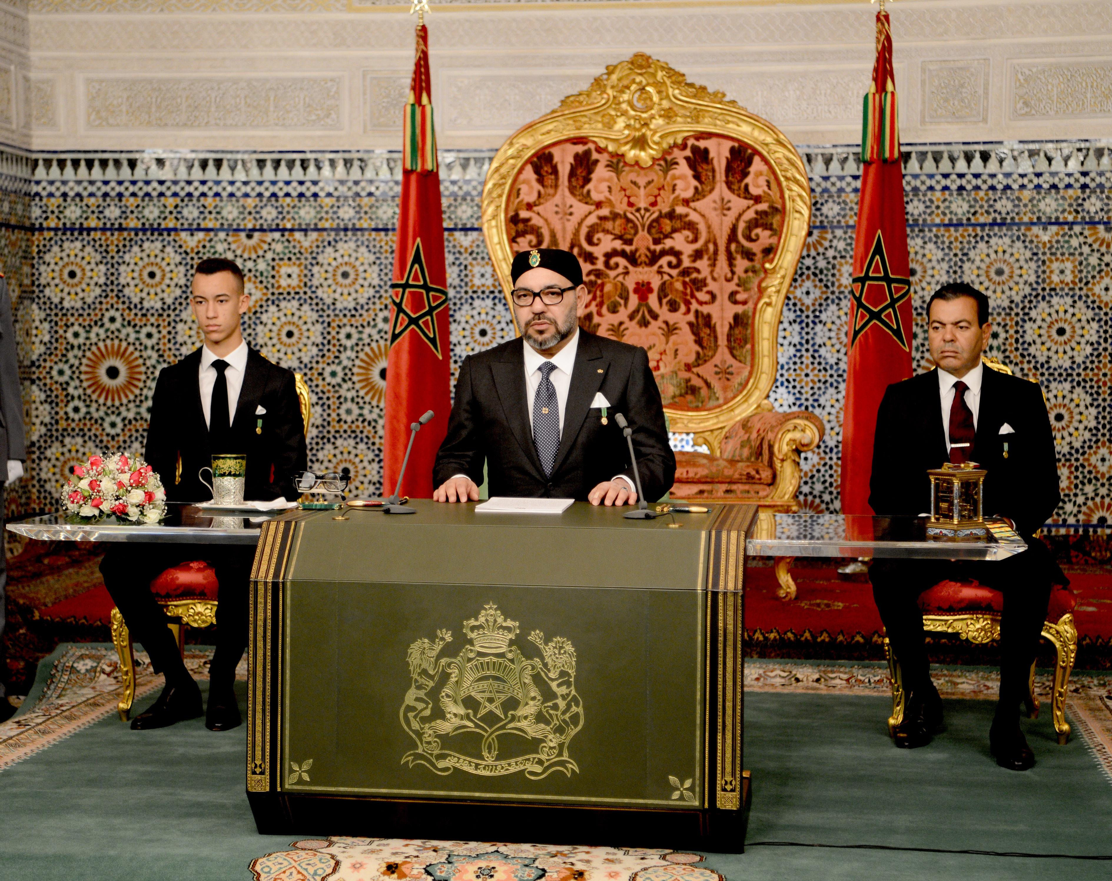 الامارات و سلطنة عمان والجامعة العربية يرحبون باعلان محمد السادس استعداد المغرب لحوار مباشر مع الجزائر
