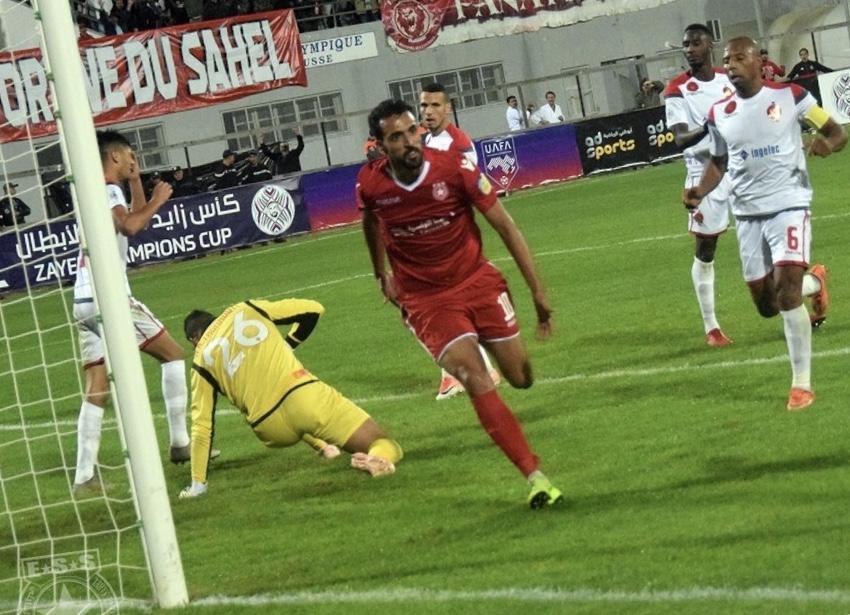 الوداد يتجرع الهزائم توالياً ويخرج خاوي الوفاض من 'كأس العرب' على يد النجم الساحلي التونسي