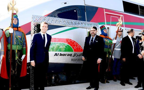 بتدشينه 'البُراق'..المغرب يملك سادس أسرع قطار في العالم
