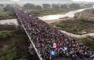 فيديو/شعب الهندوراس يقرر الهجرة جماعياً لأمريكا وترك البلاد لرئيسها وحكومته بسبب الفساد