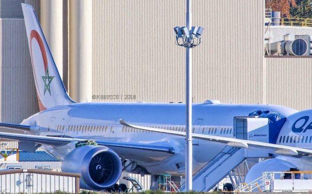 المغرب يتوصل بـ4 طائرات بوينغ جديدة من فئة 9-787 للمسافرين بـ1000 مليار