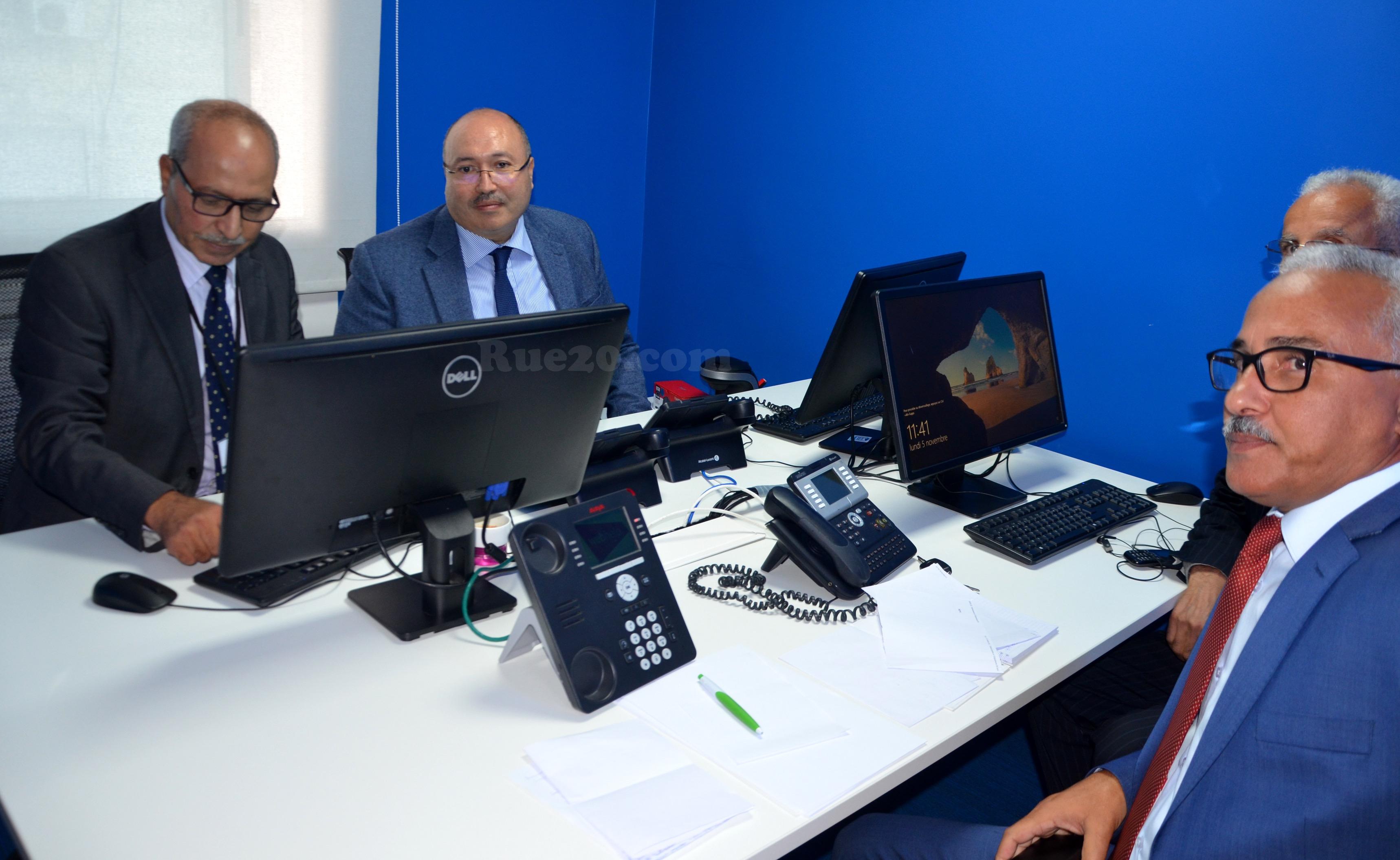 فيديو وصور/الخارجية تطلق 'مركز نداء' لخِدمة مغاربة العالم بسبع لغات دون التنقل للقنصليات