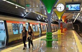 ميترو الأنفاق بإسطنبول بدون سائق يتفوق على جميع الدول الأوربية ويُصنفُ الثالث عالمياً