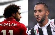 منافسة شرسة بين بنعطية و محمد صلاح لنيل جائزة أفضل لاعب إفريقي لعام 2018 !