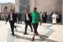 فيديو | أسود الأطلس يؤدون صلاة الجمعة بمسجد الحسن الثاني بالدار البيضاء قبل لقاء الكاميرون !