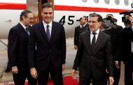المغرب يرفض انفصال كاتلونيا و يجدد دعمه لسيادة إسبانيا .. و العثماني : زيارة سانشيز ناجحة !