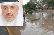 استقالة وزير الأشغال الكويتي بسبب الفيضانات !