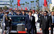 صفقات عسكرية ضخمة تقود ماكرون إلى المغرب !