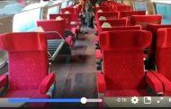 فيديو | جولة داخل قطار 'البراق' !