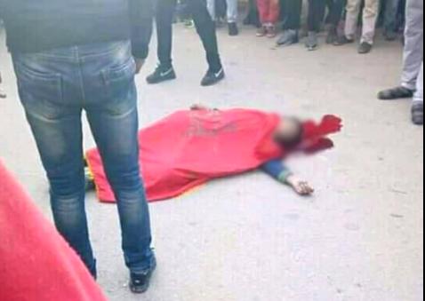 """أولى ضحايا """"ساعة العثماني"""" .. مصرع تلميذ بمكناس وسط مسيرة احتجاجية !"""