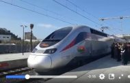 فيديو | لحظة انطلاق قطار 'البراق' من طنجة نحو الرباط !