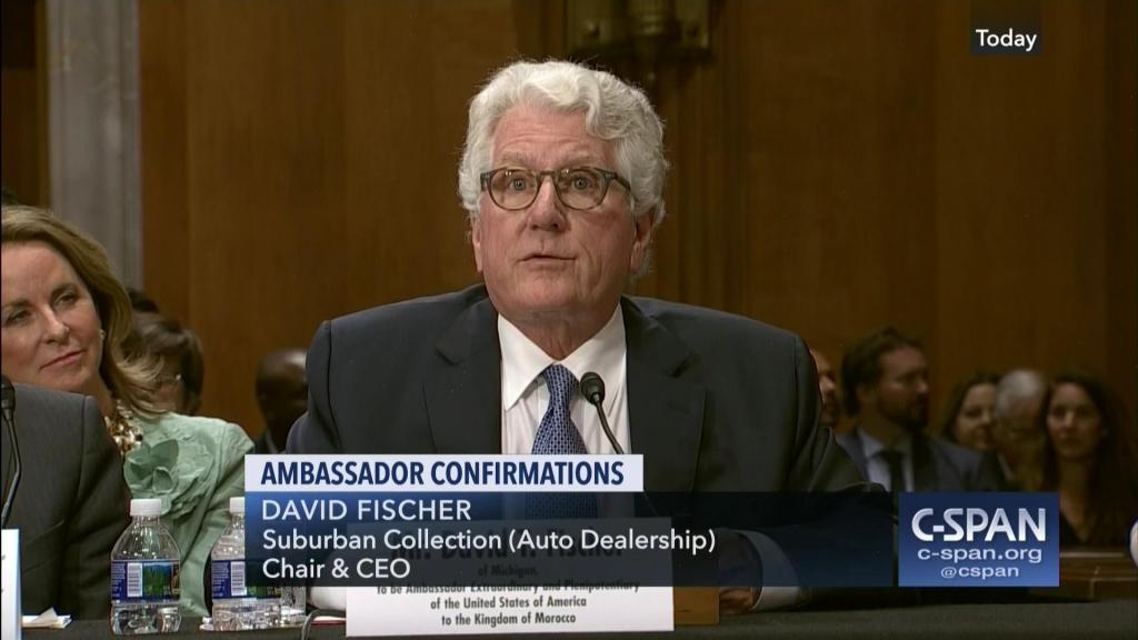 مجلس الشيوخ الأمريكي يعيد ملف السفير الجديد بالمغرب إلى البيت الأبيض !