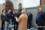 فيديو/وفد حكومي صيني يزور المأثر التاريخية بمراكش للاطلاع على المؤهلات السياحية للمدينة