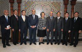 برلمان التايلاند مهتم بتعميق علاقات الصداقة والتعاون مع البرلمان المغربي