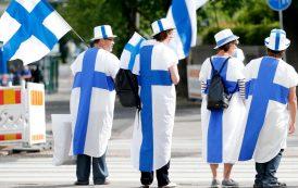إرتفاعٌ قياسي لنسبة الإنتحار بفنلندا أسعد دول العالم
