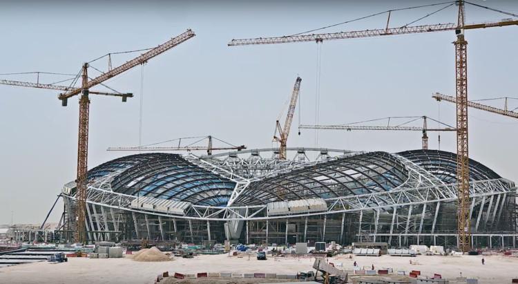 قطر تعلن قرب الإنتهاء من بناء جميع ملاعب مونديال 2022 قبل عامين من موعدها