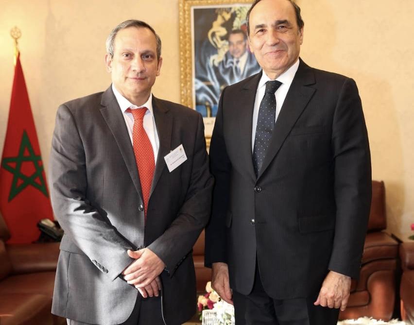 سفير كوبا بالمغرب يُشيدُ بتحسن علاقات الرباط وهافانا ويُشيدُ بنجاح إجتماع الاتحاد البرلماني الدولي