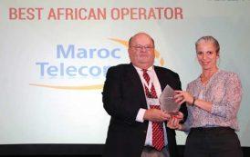 'إتصالات المغرب' تُتٓوجُ بجائزة التميز لأفضل فاعل للإتصالات في أفريقيا