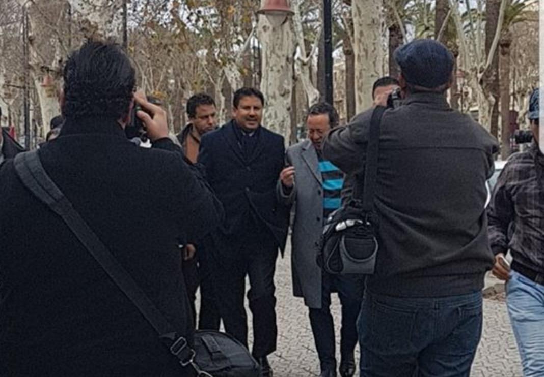 عاجل/قاضي التحقيق يُقرر متابعة البرلماني 'حمي الدين' بجناية المساهمة في قتل 'آيت الجيد'
