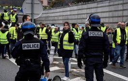 الشرطة الفرنسية تهدد بإحتجاجات ضخمة تشل الإدارات بعد إقصائها من الزيادة في الرواتب