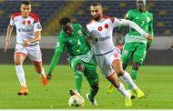 الوداد يفوز ذهاباً على ضيفه السينغالي بهدفين للاشيء في منافسات أبطال أفريقيا