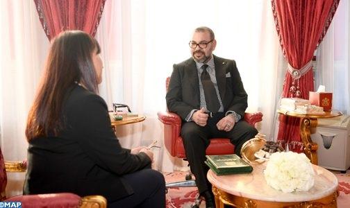 المٓلك يعين 'أمينة بوعياش' رئيسةً جديدة للمجلس الوطني لحقوق الإنسان خلفاً لليزمي