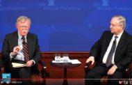 فيديو | مستشار الأمن القومي الأمريكي 'بولتون' : أحترم المغرب و المينورسو لم تفعل شيئاً منذ 27 عاماً !