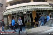 فيديو | مواطنون يطاردون 'لصاً' وسط الدار البيضاء و يبرحونه ضرباً !
