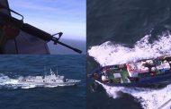 البحرية الملكية تطلق الرصاص على مهربي مخدرات وتقتل أحدهم بساحل طنجة !