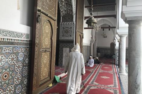 أبو حفص يشكك في ضريح مولاي إدريس بفاس و يقول أنه بني بعد 600 سنة من وفاته !