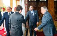 الملك يستقبل غوتيريش و الأخير يشكره على التنظيم الناجح لمؤتمر الهجرة !