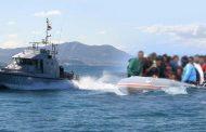 فيديو/ 12 بحاراً يخفقون في الهجرة إلى أوربا انطلاقاً من سواحل الناظور بعد تدخل البحرية !
