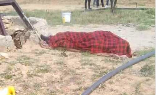 تزنيت .. العثور على جثة شخص مرمية داخل بئر منذ 20 يوماً !