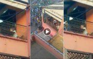 فيديو | المستشارة الألمانية 'ميركل' تجلس في مقهى شعبي وسط ساحة جامع الفنا بمراكش !