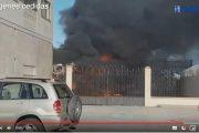 فيديو   قاصر مغربي يُحرق 16 سيارة بميناء سبتة !
