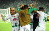 الرجاء يحقق فوزاً ثميناً و يصبح أول ناد مغربي يفوز على فيتاكلوب في الكونغو !