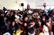 فيديو | حفل صاخب داخل كلية الحقوق بسلا !