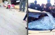 مخمور يدهس مواطنين بسلا مخلفاً قتيل و 9 جرحى بينهم نساء !