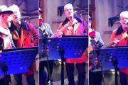 فيديو   الأمير هشام يغني للفرقة البريطانية 'Rolling Stones' !