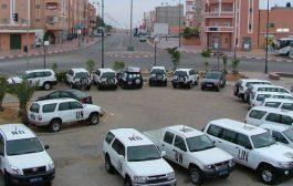 المينورسو تشرع في نقل سياراتها من العيون إلى لبنان !