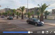 فيديو | لحظة وصول ولي العهد 'مولاي الحسن' لمدينة خريبكة !