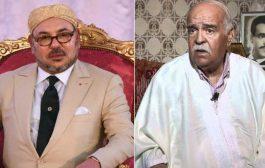 الملك يعزي في وفاة الفنان 'حميد الزاهير' و يصفه برائد الأغنية الشعبية الراقية !