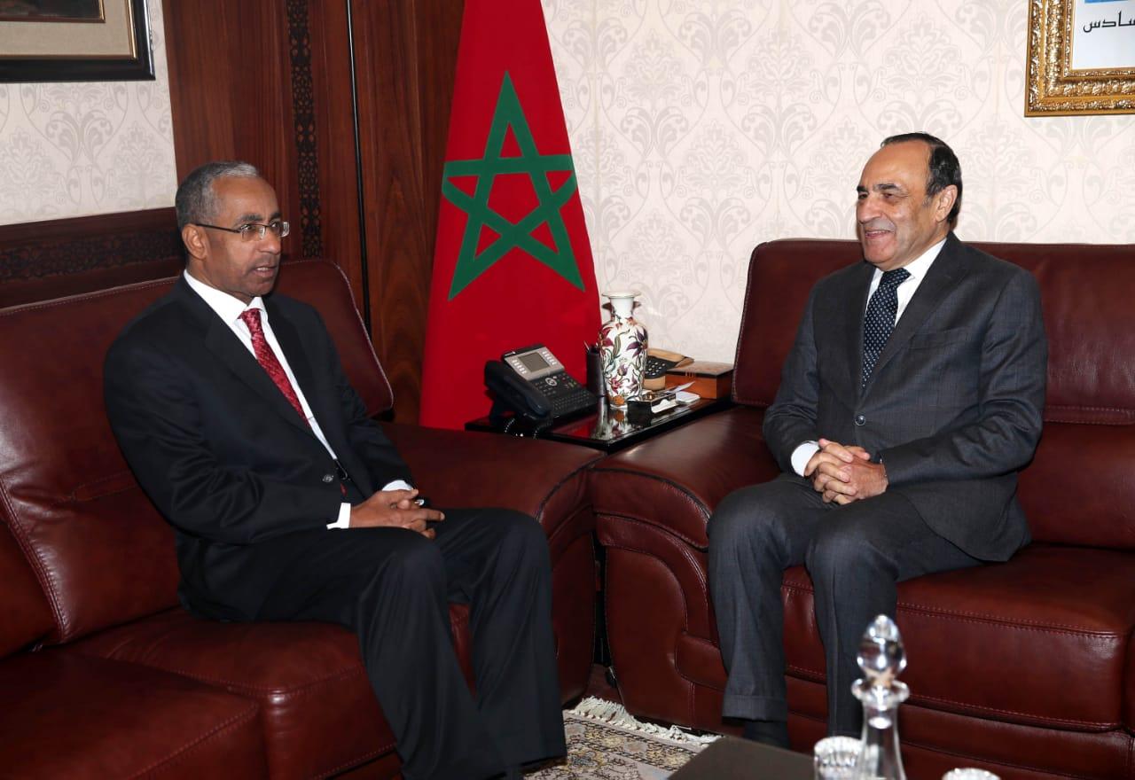 عزمٌ سياسي لسلطنة عُمان على تطوير العلاقات مع المغرب وتوسيعها ليشمل التعاون البرلماني