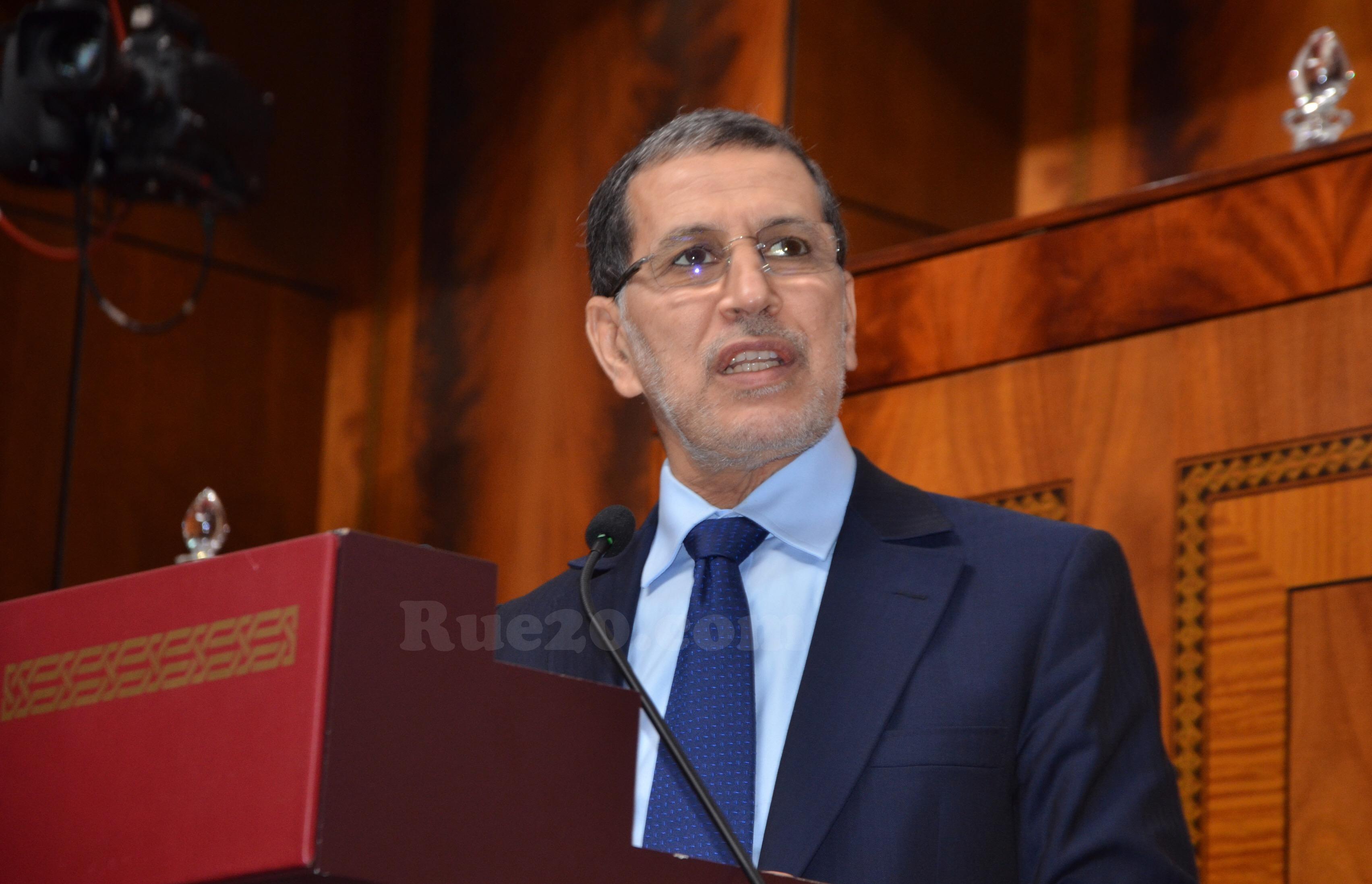العثماني : 12 % من المغاربة يعيشون خارج الوطن !