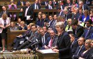 البرلمان البريطاني يصدم 'تيريزا ماي' ويصوت بأغلبية ساحقة ضد الخروج من الإتحاد الأوربي
