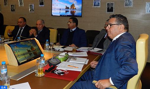 أخنوش يلتقي رؤساء الغرف الفلاحية لتقديم التصورات والمقترحات لتطوير الفلاحة المغربية