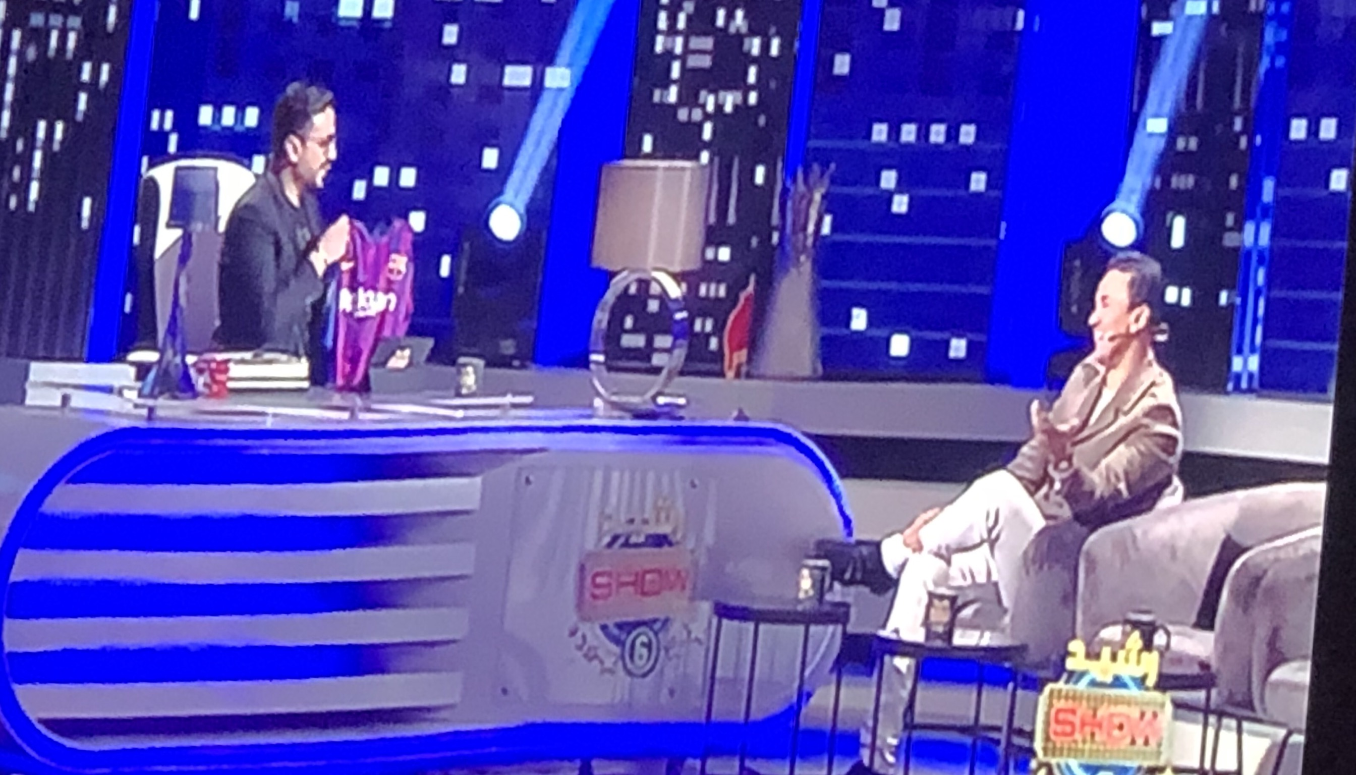 ريدوان: أن ريالي ومستحيل نلبس قميص البارصا