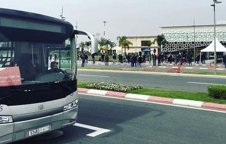 وثيقة/الشروع في إستخلاص غرامة 400درهم عن السير بالممر الخاص للحافلات