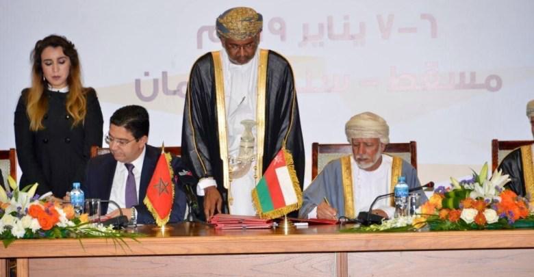 سلطنة عُمان تجدد دعمها للوحدة الترابية للمغرب في إجتماع اللجنة المشتركة